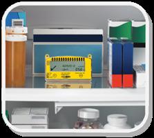 Термоиндикаторы для хранения лекарств