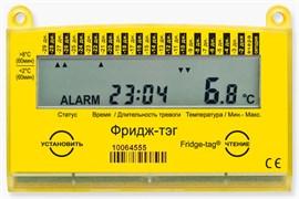 Термоиндикатор Фридж-тэг многоразовый